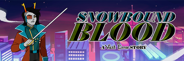 Play Snowbound Blood